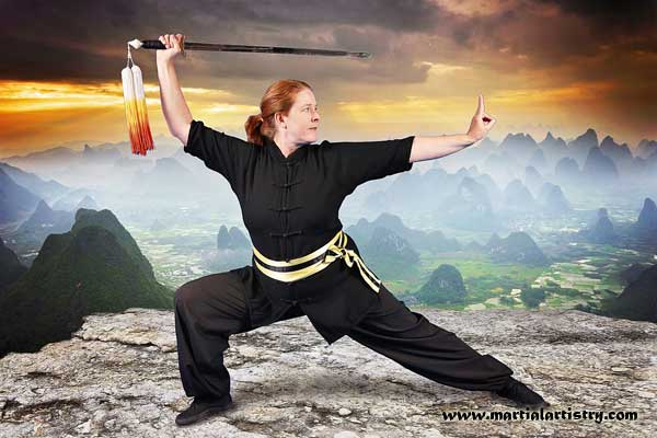 Barratt Shelley karate kung fu adult classes Albuquerque