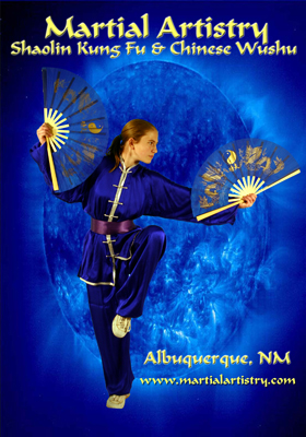 "Martial Artistry in Albuquerque, New Mexico. Shaolin Kung Fu & Chinese Wushu - ""It's not karate, it's kung fu!"""