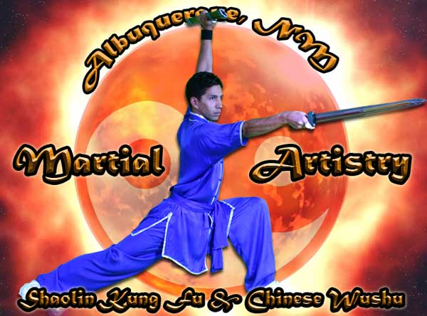 karate martial arts Albuquerque kung fu classes James Esparza