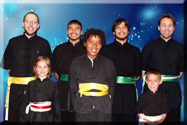 Albuquerque martial arts sash presentation May 2013